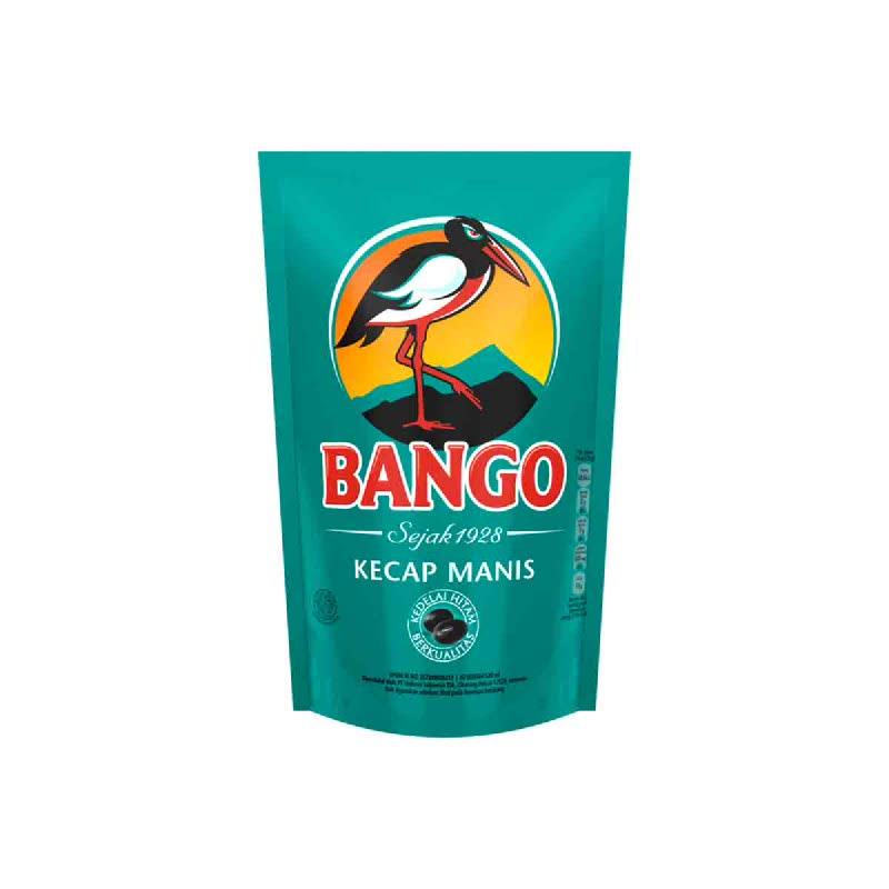 Bango Kecap Manis Refil 550 Ml