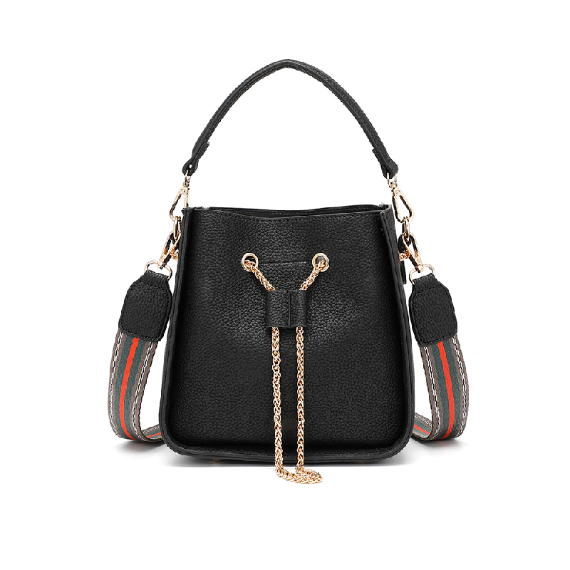GYKACO Tas Selempang Wanita - Gerber-Black - Fashion Sling bag (Import)