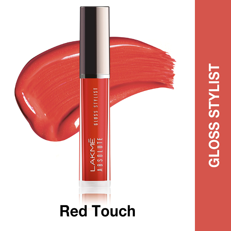 Lakme Absolute Reinvent Gloss Stylist Red Touch