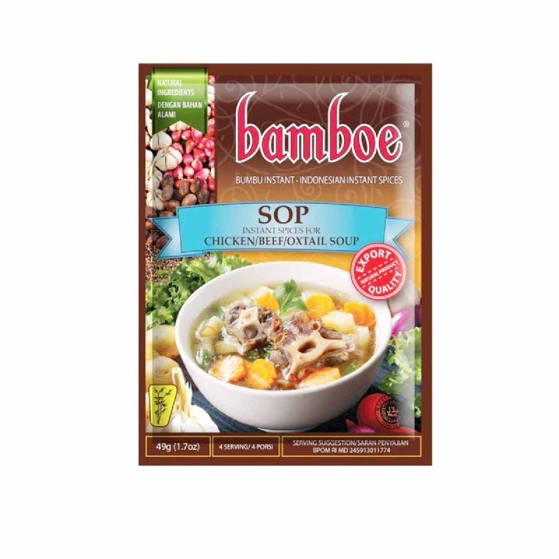 Bamboe Bumbu Sop 49 Gr