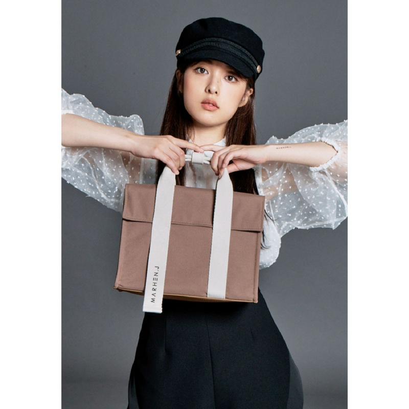 Marhen J Roy Mini Bag - Sand Beige