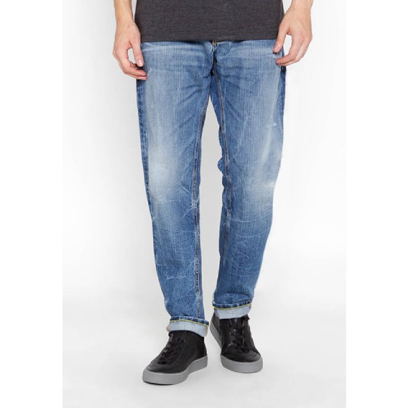 BLXS Pharrel Panhandle Jeans Blue