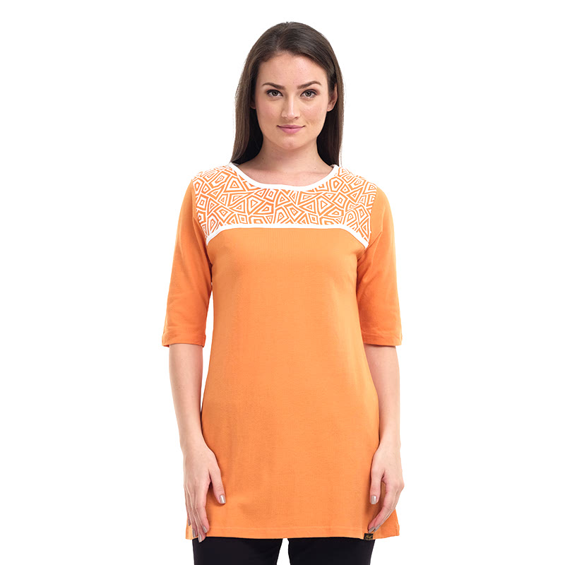 Gaff  Shiren Dress Lose Orange