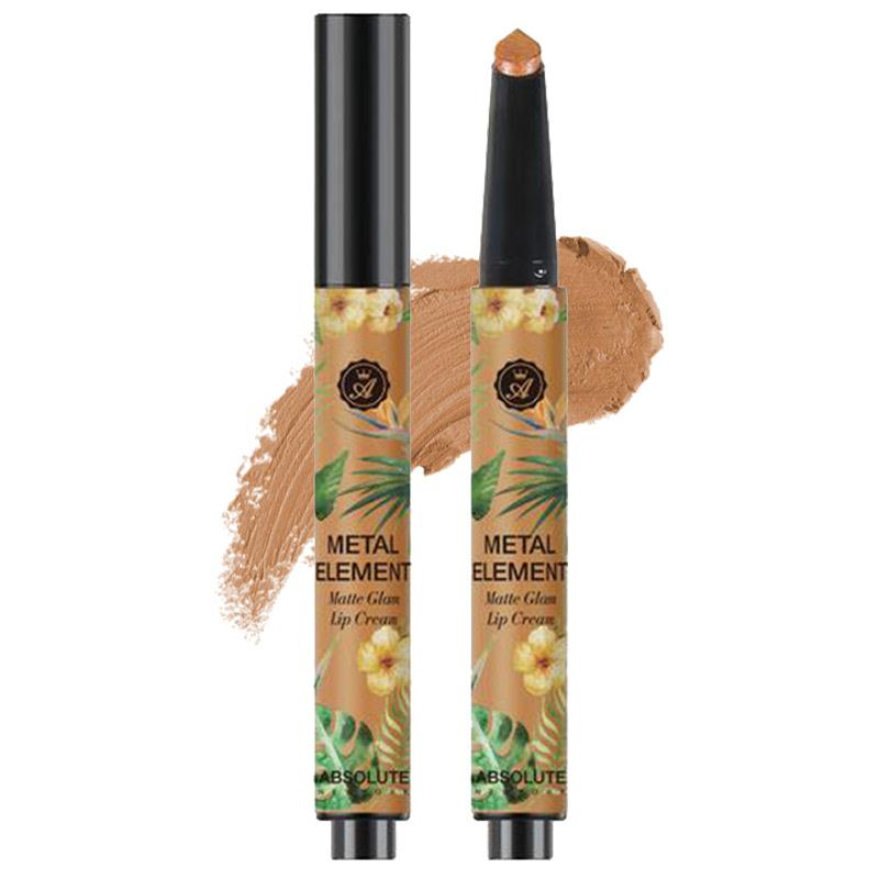 Absolute New York Metal Element Matte Glam Lip Cream 03 Bora Bora Sunset