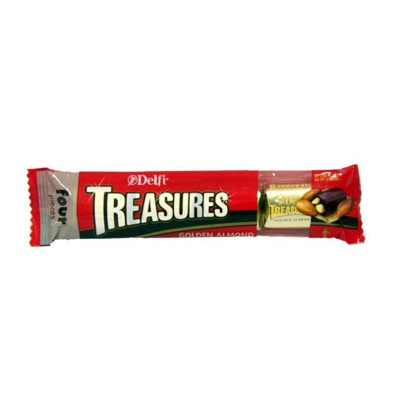 Delfi Treasures Almond 36 Gr