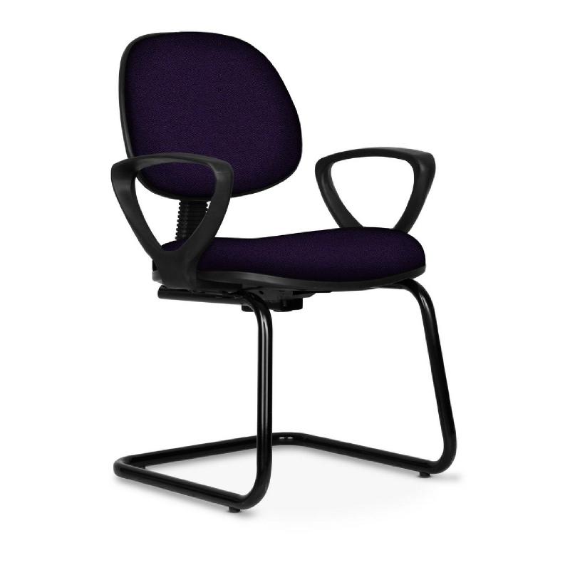 Kursi kantor kursi kerja HP Series - HP29 Purple