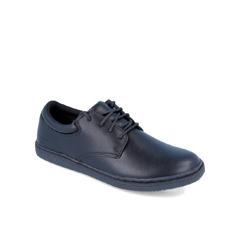 Skechers Lanson - Escape Men Leisure Shoes Black