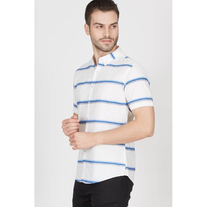 Men Mavida shirt Blue