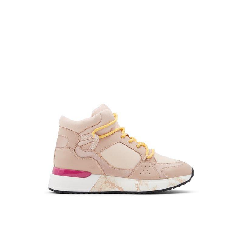 Aldo Ladies Shoes Sneakers ASELAWIA-680-680 Light Pink