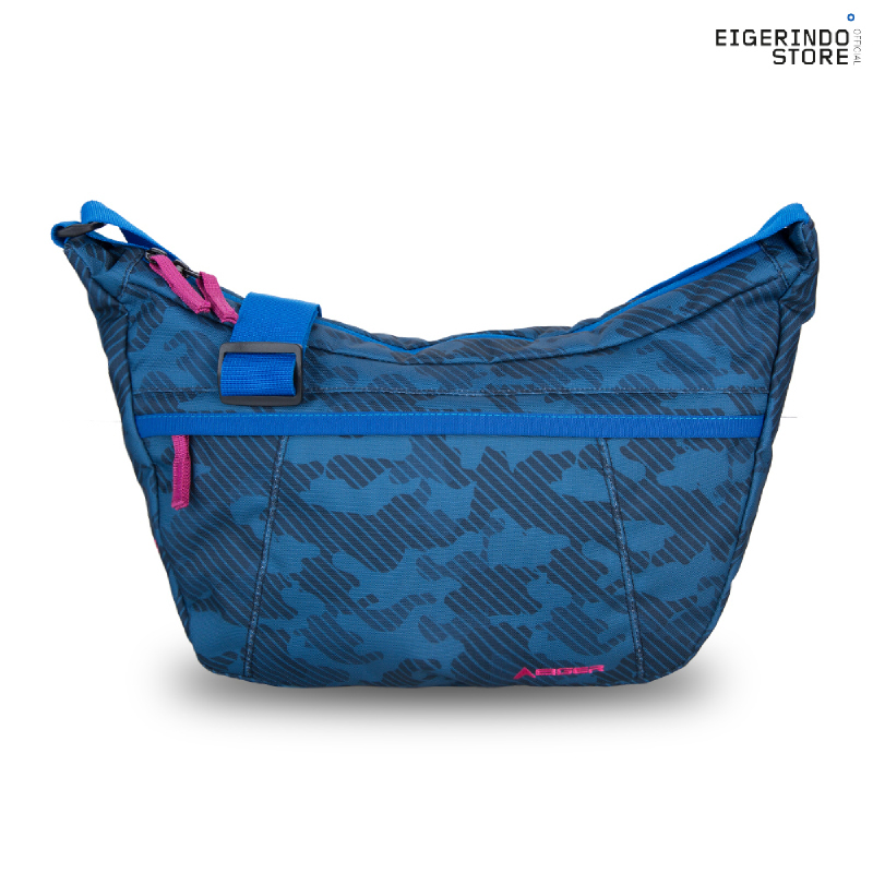 Eiger Conceal 2.0 Camo Shoulder Bag 10L - Blue
