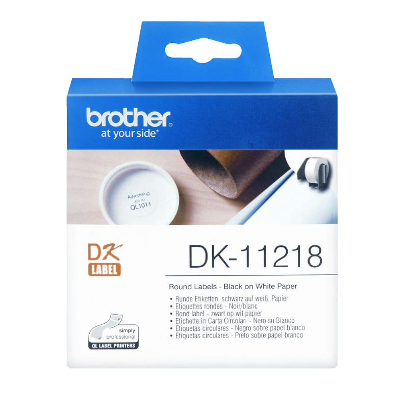 Brother Color Tapes 36 MM DK-11218
