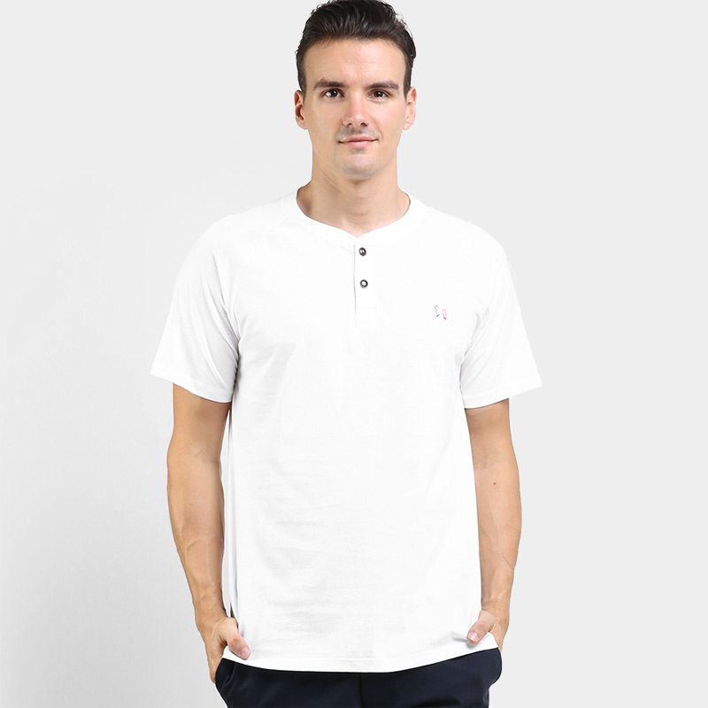 Pascal Henley Bright White