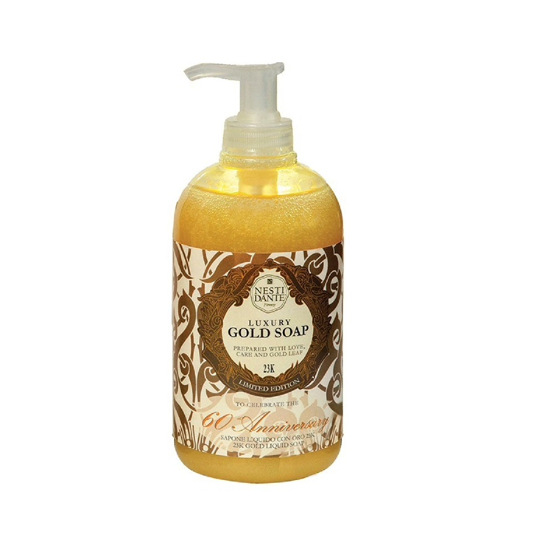 Wash-Basin & Bath Bottle Gold Soap 500ml