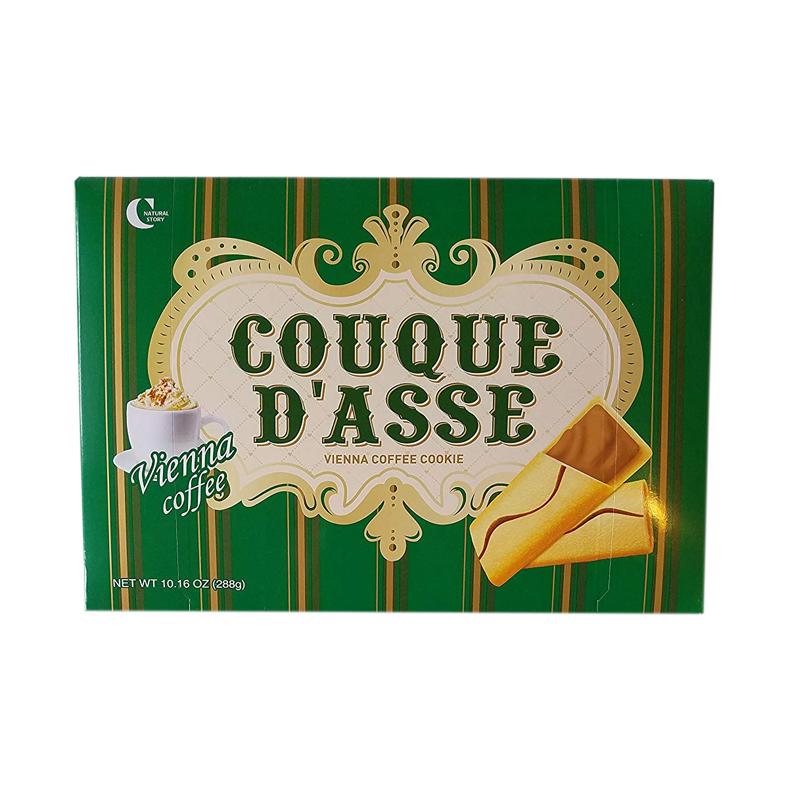 Crown - Buy 1 Get 1 Couque D Asse Coffee S 72 gr