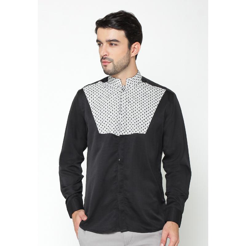 Longshirt Samarra Black