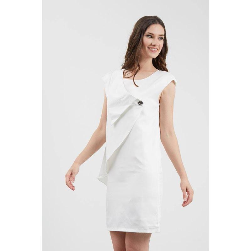 GW Kiel Dress in White