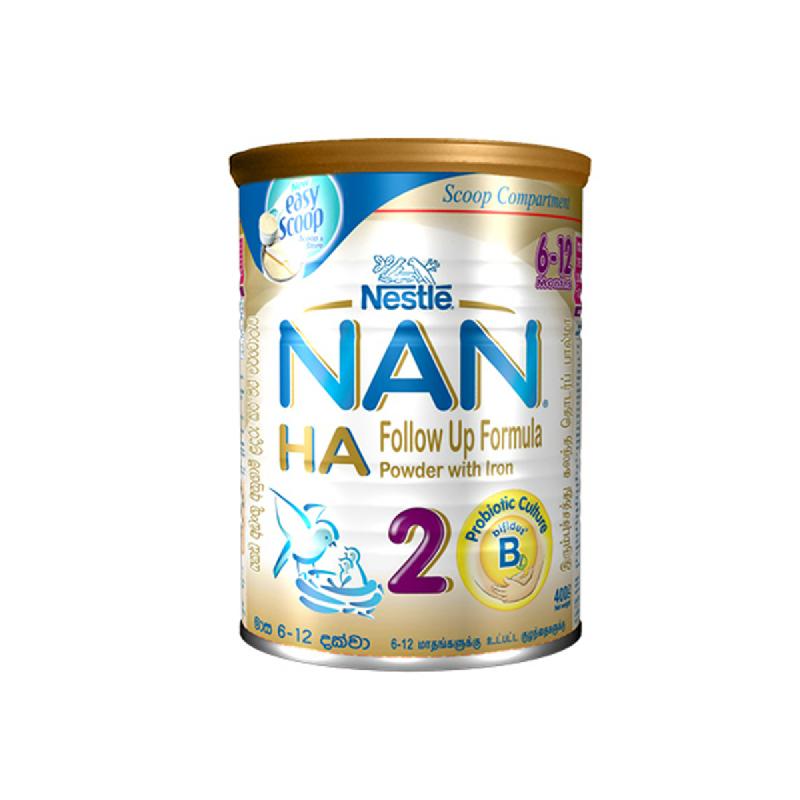 Nestle Nan Ha 2 Susu Formula Bl Lb009 400G