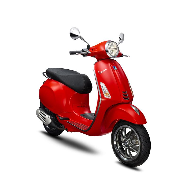 Vespa Primavera S 150 I-GET ABS - Jakarta - Merah