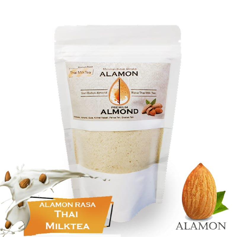 Alamon Milk Rasa Thai Milktea