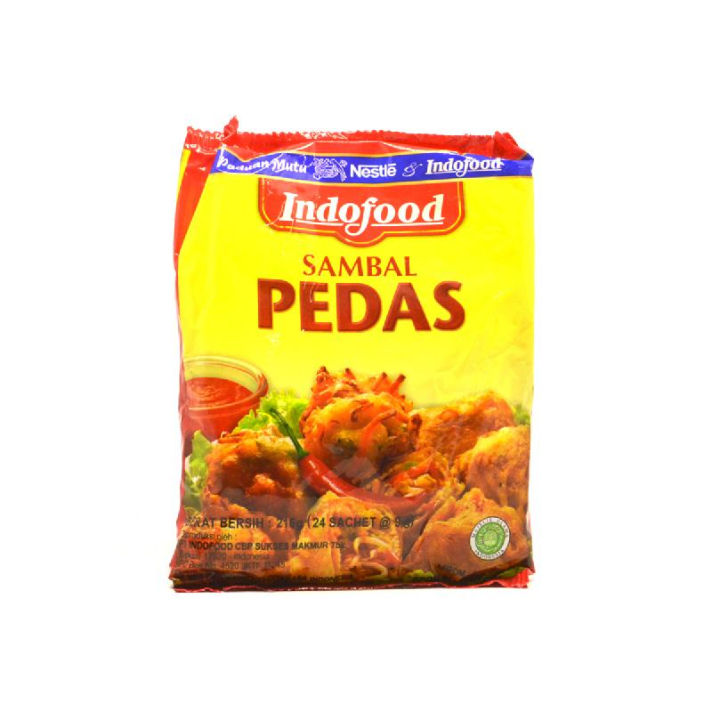 Indofood Sambal Sachet 24X10 G
