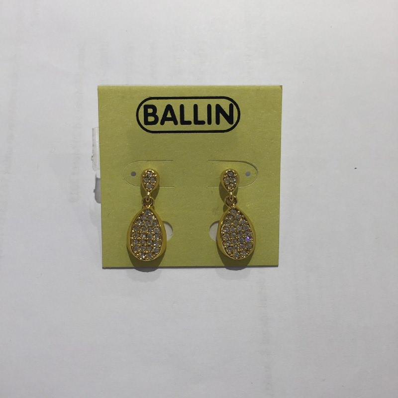 Ballin Women Earing YZ-E13812G Gold