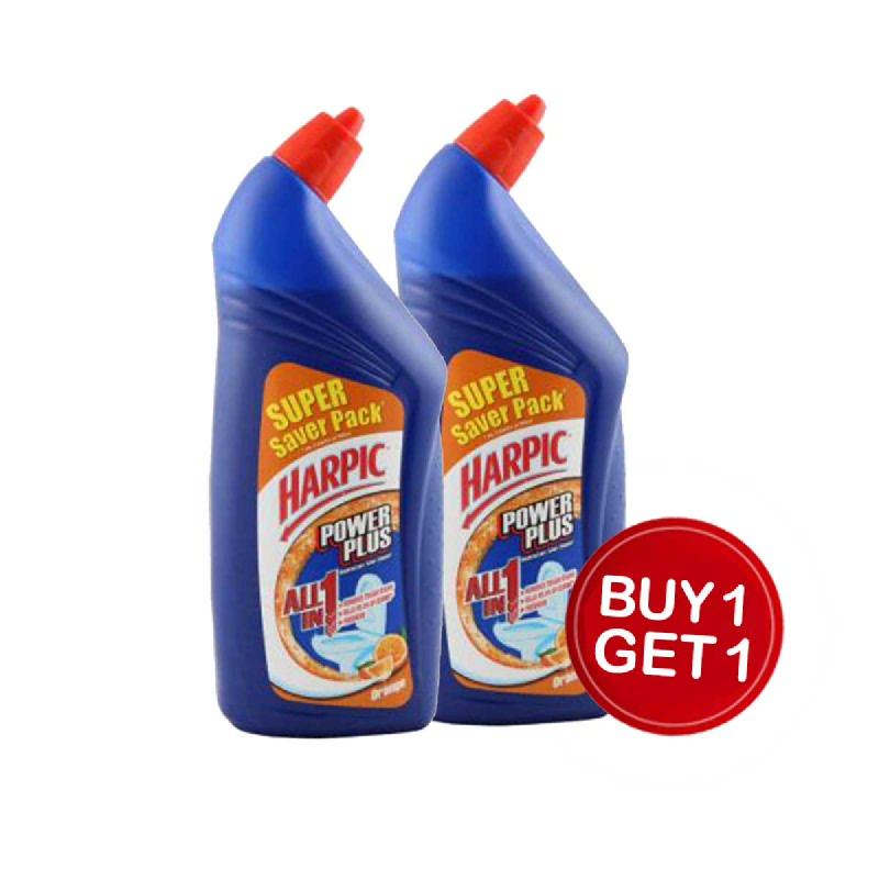 Harpic Liquid Orange 450 Ml (Buy 1 Get 1)