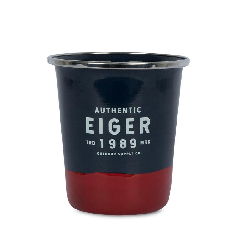 EIGER 1989 Enamel Tumbler 1.0 - Navy