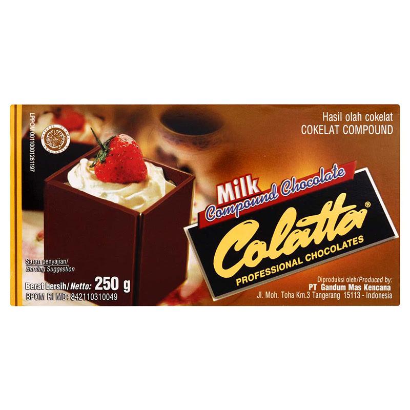 Colatta Milk Baking 250 Gram