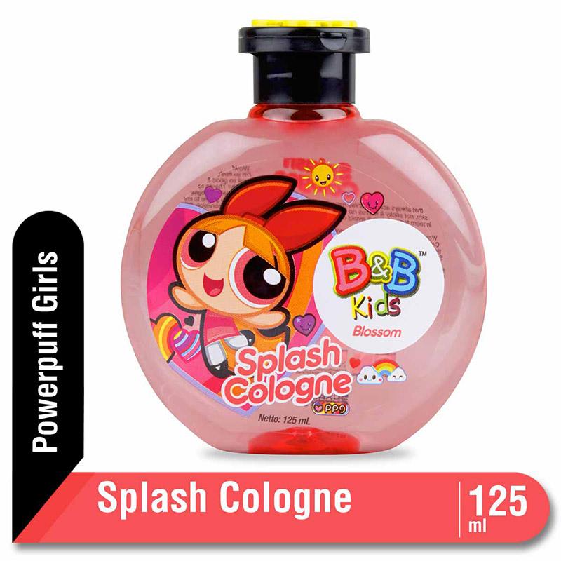 B&B Kids Splash Cologne Blossom 125 Ml