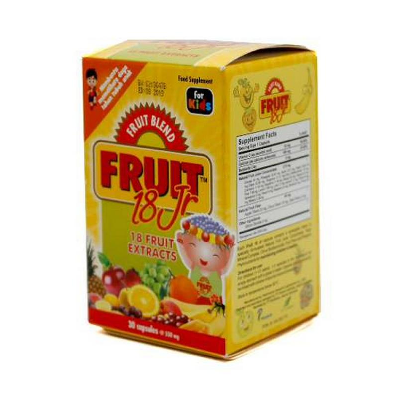 Fruit 18 Jr 30S