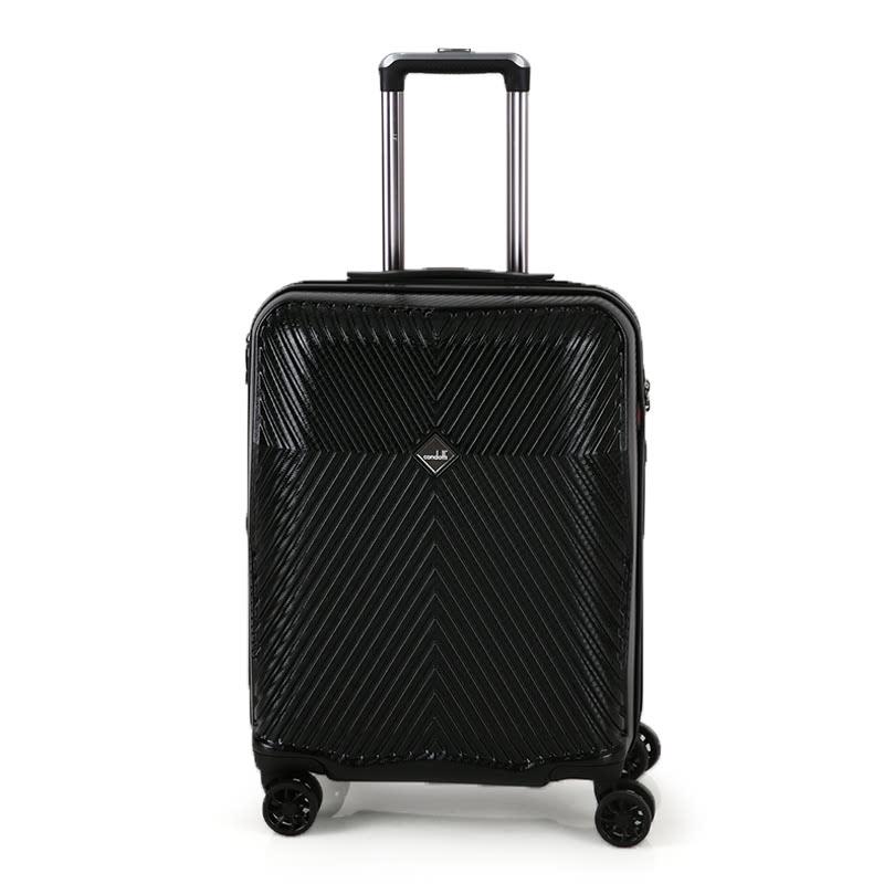 Condotti Luggage 20 inch - Black