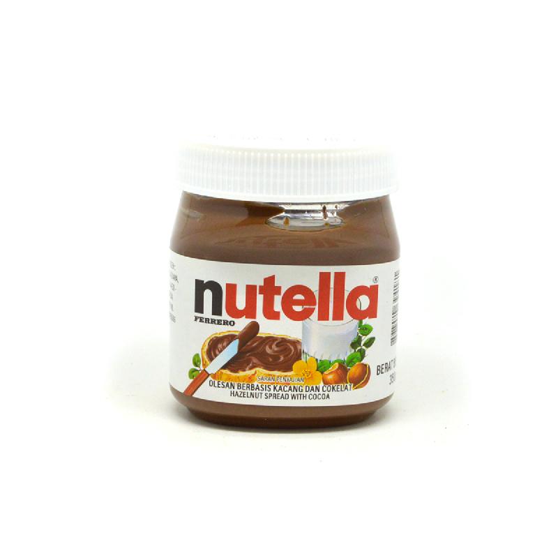 Nutella Selai Coklat T350G