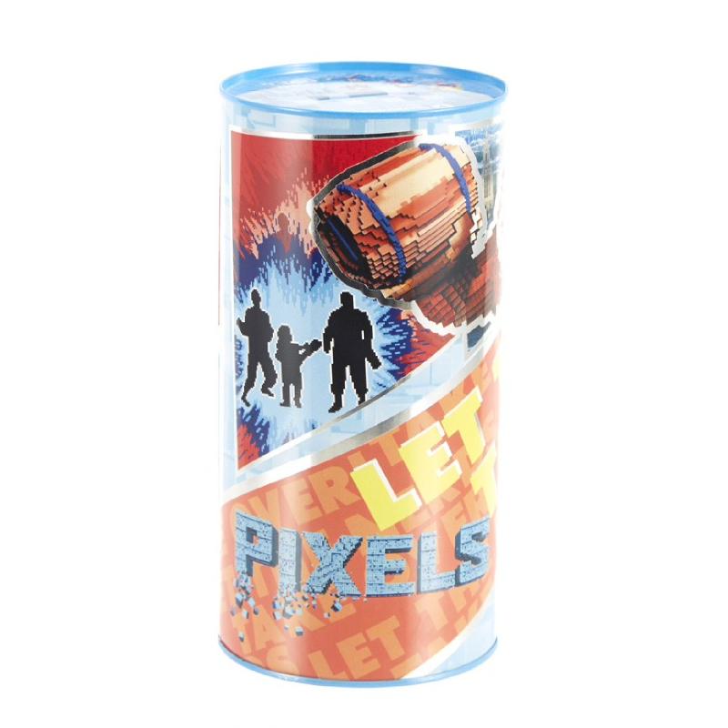 Tin Can Pixels 90 X 185 Mm