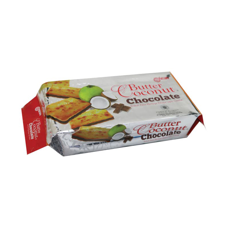 Nissin Butter Coconut Chocolate 115 gr