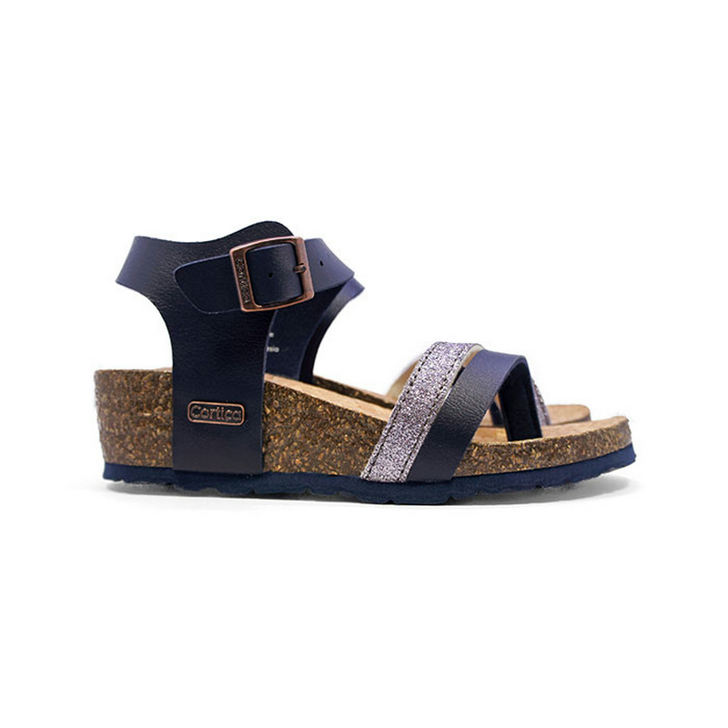 Cortica Yeo Sandals CW - 4006 Navy