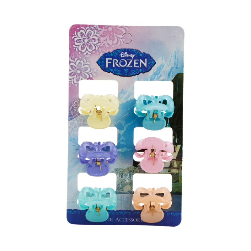 Frozen Hair Clip Set
