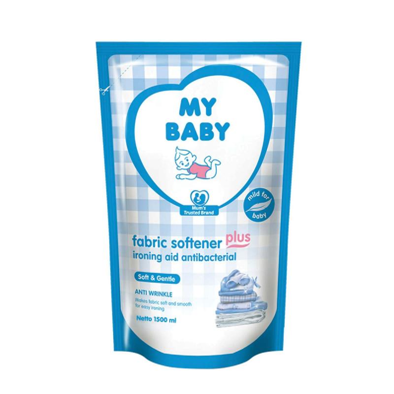 My Baby Softener Original Plus Ironing Aid 1500Ml