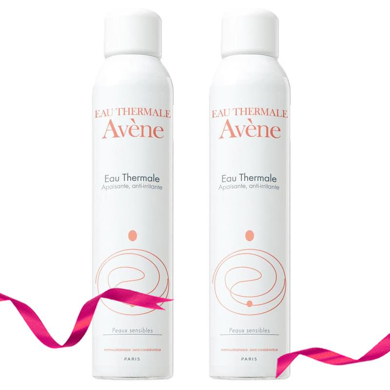 Avene Thermal Spring Water Spray 300 ml (2pack)
