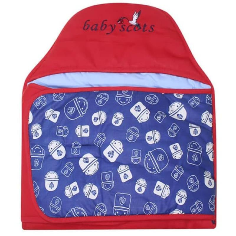 Baby Scots  Sleeping bag character BSB1101 Navy