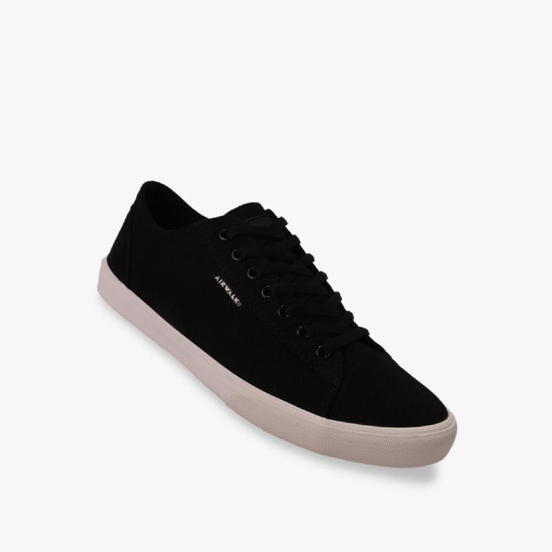 Airwalk Kruz Men Sneakers Shoes Black