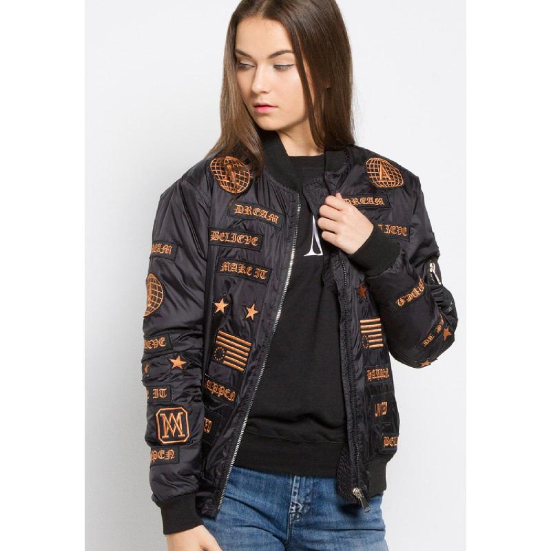 New World Black Gold Jacket