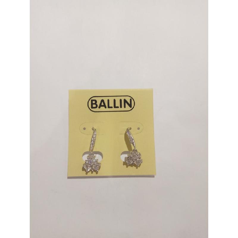 Ballin Women Earing FF-E0022S Silver