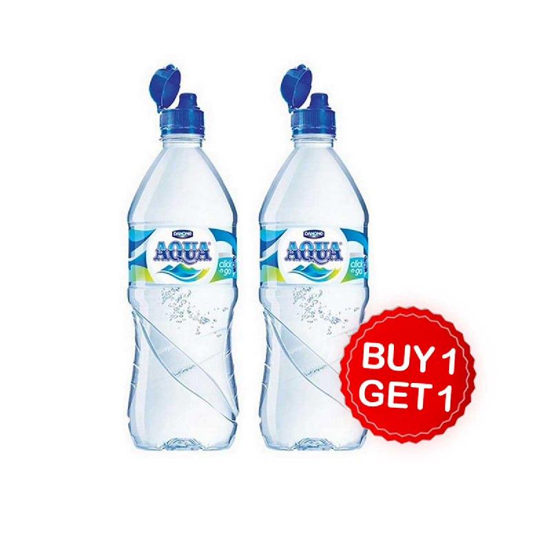 Aqua Air Mineral Click & Go 750 Ml (Buy 1 Get 1)