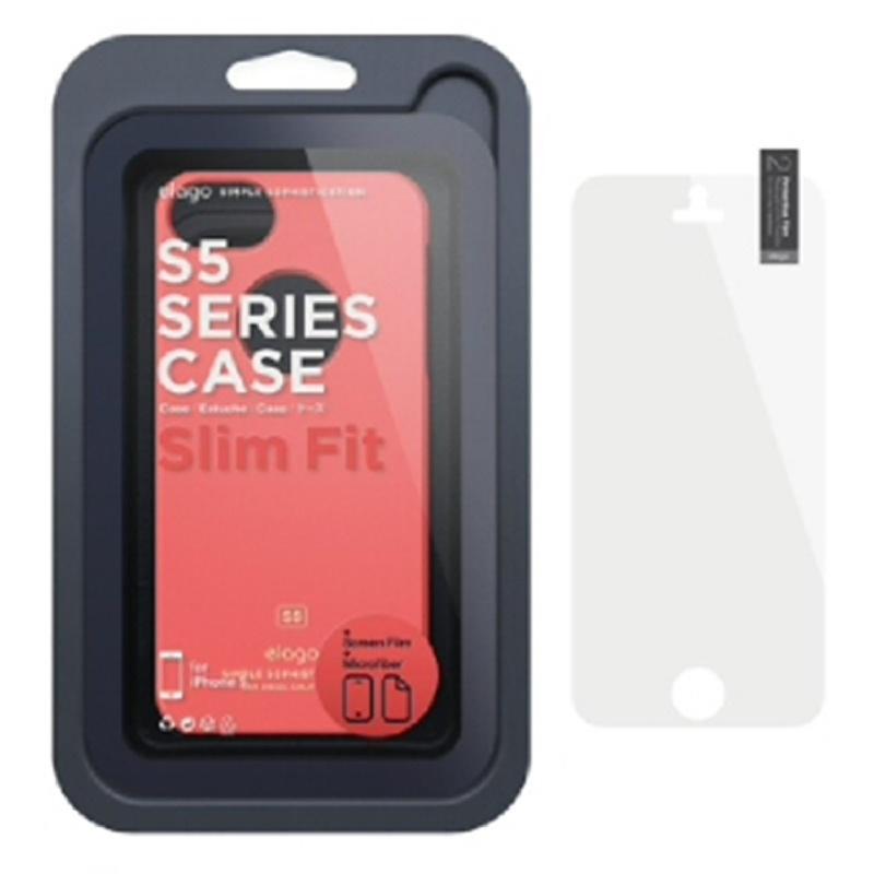 Elago Slimfit Case for iPhone SE, 5, 5S - SF Italian Rose
