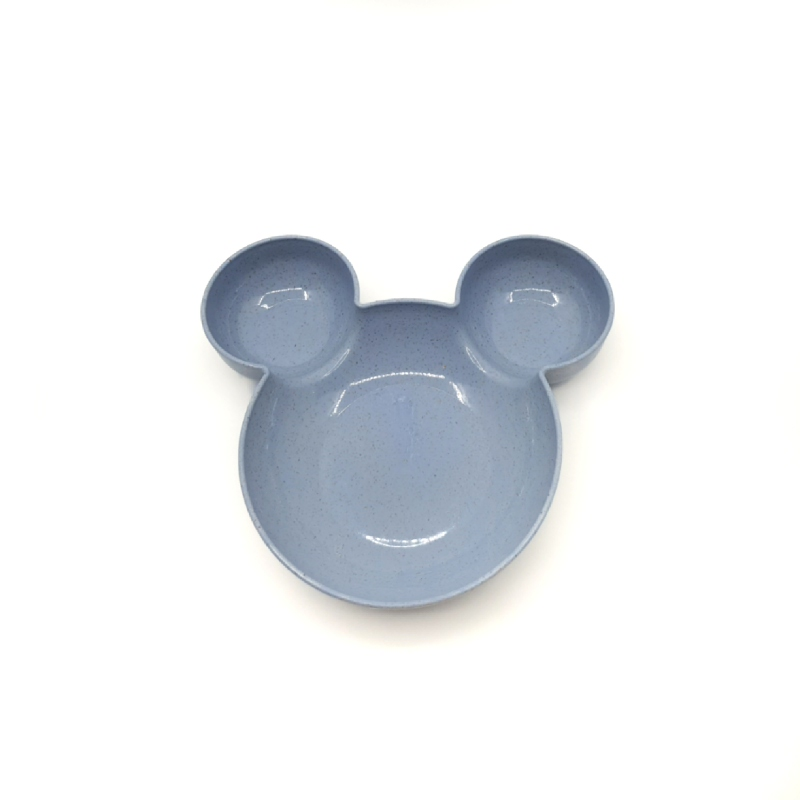 BabyLand My Bluey Mickey Plate BMP001