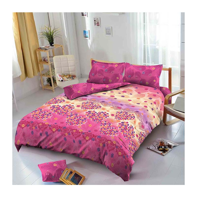 Kintakun Linen Bed Cover 180 x 200 (King) Valentina