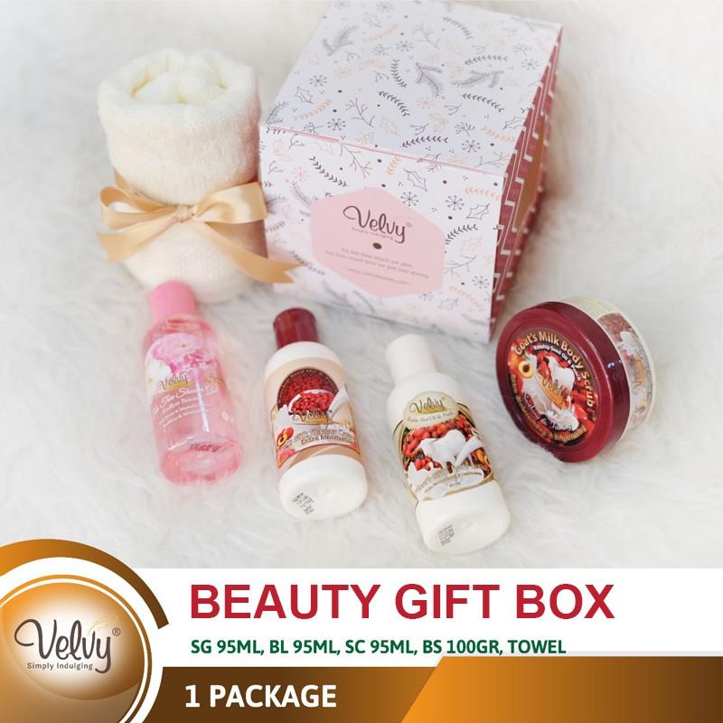 Velvy Beauty Gift Box