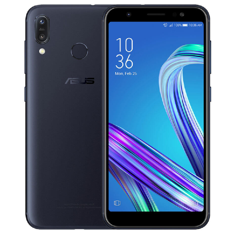 Asus Zenfone  Max (m1) ZB555KL (3GB-32GB) Hitam