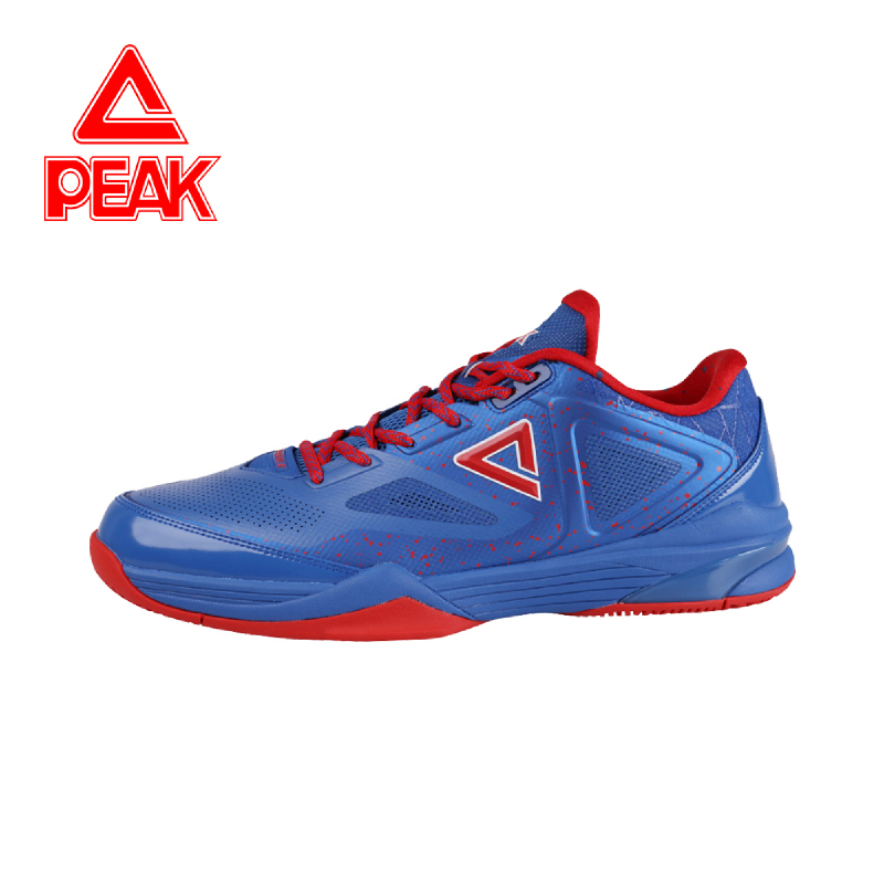 PEAK TONY PARKER 9-III LOW  NAVY RED