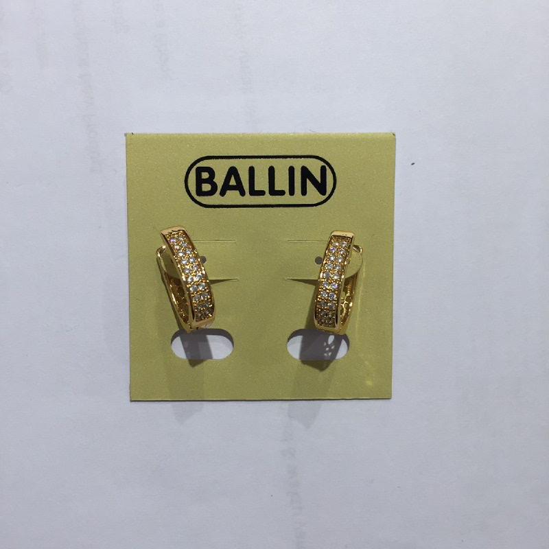 Ballin Women Earing FF-E0097G Gold